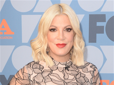 Tori Spelling Ripped For Charging Fans $95 For Virtual Meet-And-Greet