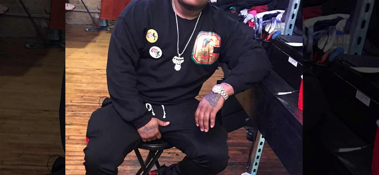 'Black Ink Crew' Star Van Johnson Claims He's Being Threatened Over 'CHICAGorilla' Fashion Logo