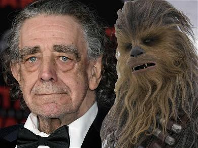 Peter Mayhew, Who Played Chewbacca in 'Star Wars,' Dead of a Heart Attack at 74