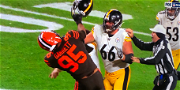 Brown's Myles Garrett Smashes Steelers QB Over The Head With Helmet: Possible Criminal Charges?