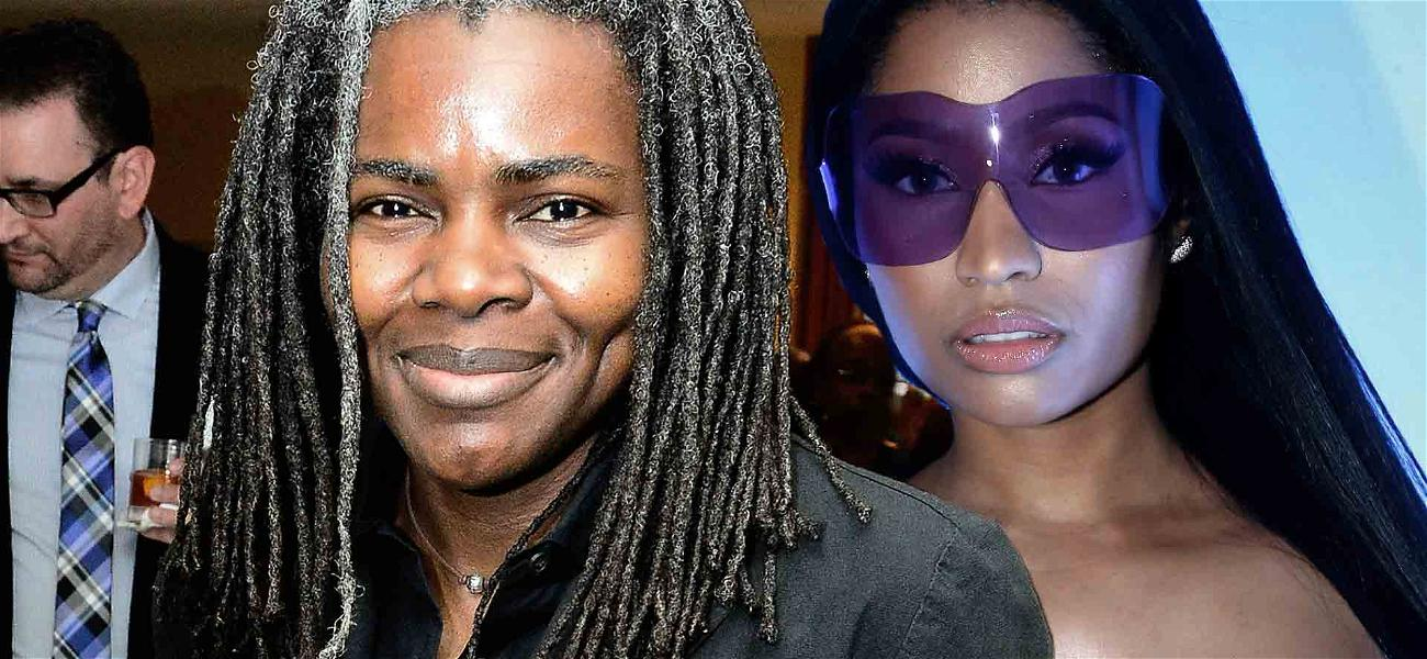 Nicki Minaj Says She Doesn't Owe Tracy Chapman a Dime in Lawsuit Over Leaked Nas Track