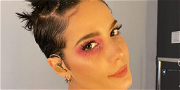 Halsey All Smiles Hours Before Shocking Pregnancy Reveal