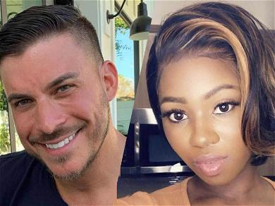 'Vanderpump Rules' Star Faith Stowers Likes Post Demanding Jax Taylor Be Fired For Alleged Racist Comments