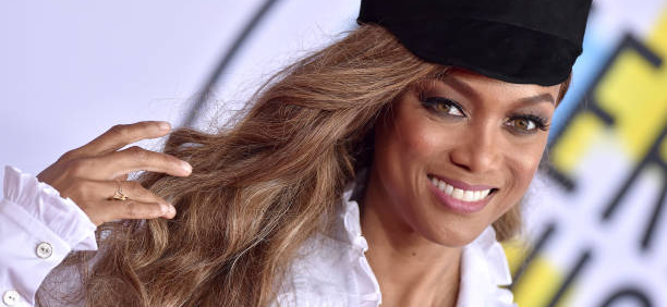 Tyra Banks Is Living That Dorm Life While at Harvard Business School
