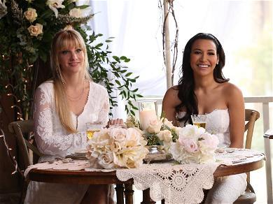 'Glee' Star Heather Morris Shares Emotional Dance Tribute To Naya Rivera On Instagram