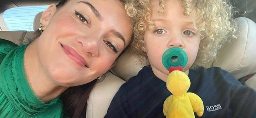 Drake's Baby Mama Sophie Brussaux Shares More Photos Of Their 2-Year-Old Son, Adonis