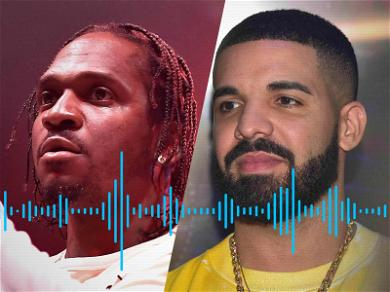 Pusha T Says Kanye West Didn't Tell Him Secret About Drake's Son