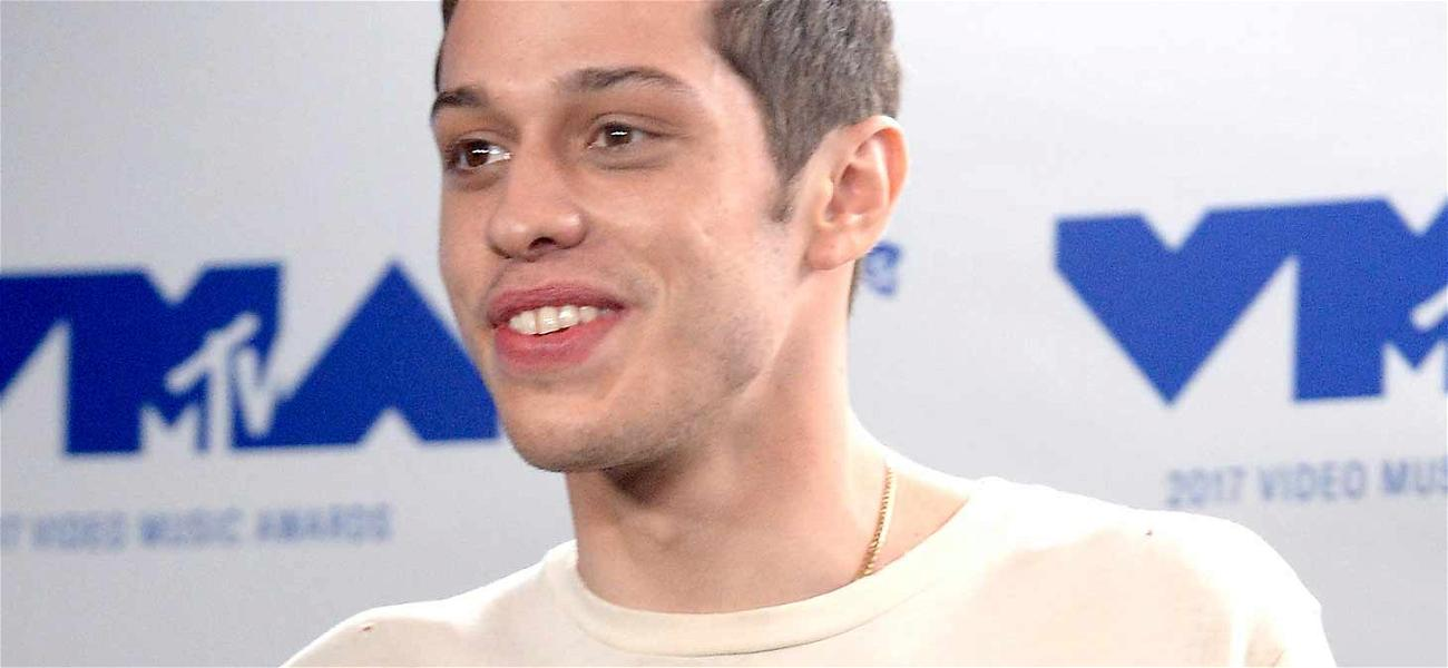 Pete Davidson Opens Up About the Online Bullying He's Received Since Dating Ariana Grande