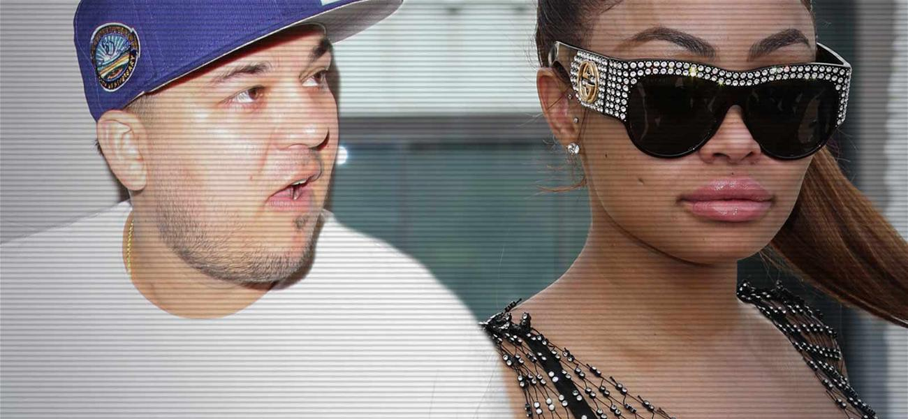Blac Chyna is Willing to Pay Rob Kardashian Back for Ripping His Shirt, Breaking His Stuff