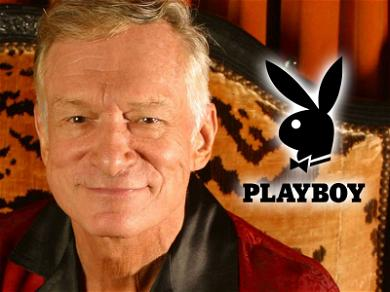 Hugh Hefner's Estate is Selling Off All His Ownership In Playboy