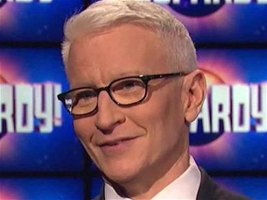 Fans React To Anderson Cooper Hosting 'Jeopardy!'