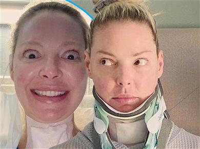 Katherine Heigl Says 'I Am Now Bionic' After Undergoing Neck Surgery