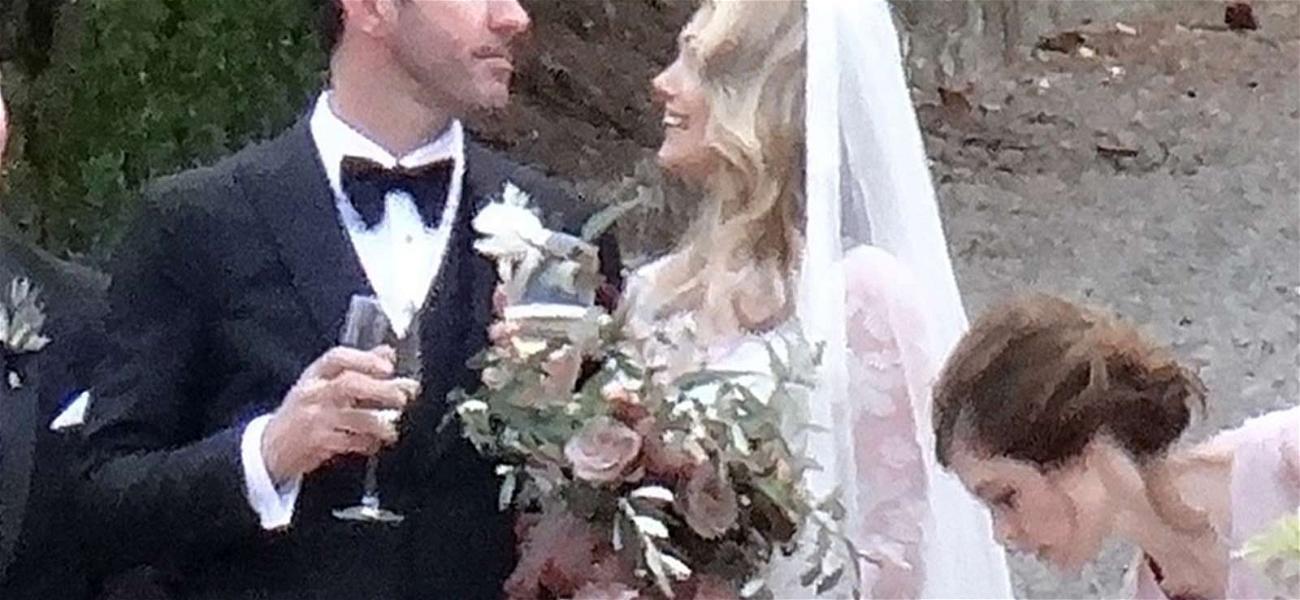Justin Verlander Wins Again, Marries Kate Upton in Italy