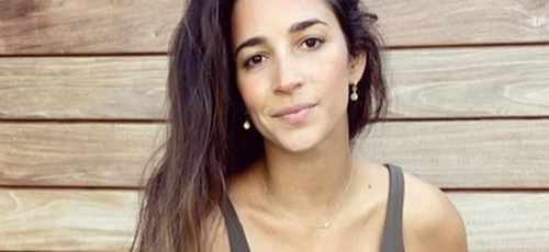 Gymnast Aly Raisman Flawless Without Makeup For Wellness Check In