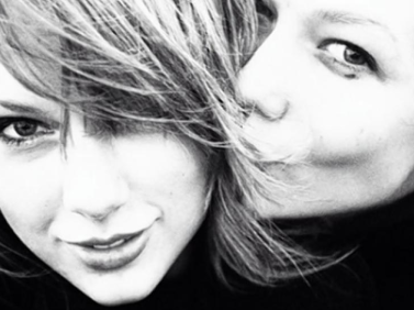 Taylor Swift Rekindles Karlie Kloss Romance Rumors, Model Responds With Her 'Happy Place'