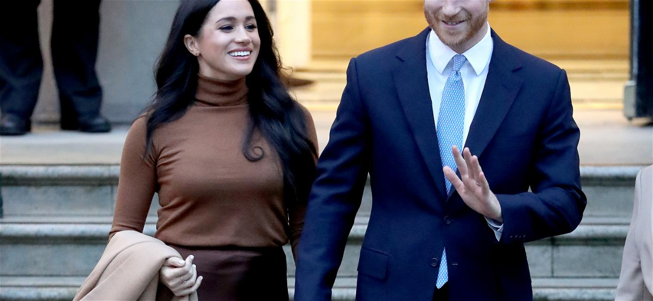 Prince Harry, Meghan Markle Will Give Up 'Royal Highness' Titles