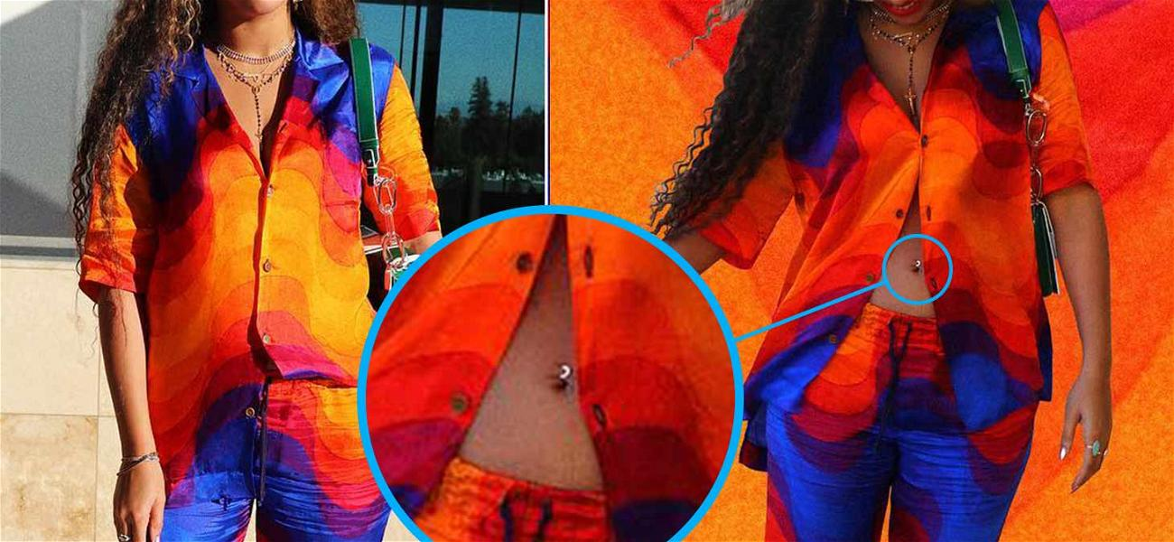 Beyoncé Still Proudly Rocking Nearly 20-Year-Old Belly Button Ring