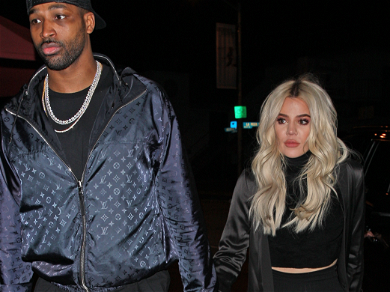 Khloe Kardashian's Baby Daddy, Tristan Thompson, Spotted On Date With Mystery Woman?!