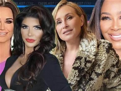 'Real Housewives' Spinoff Set To Shoot In Mexico With Kyle, Teresa, Kenya & Sonja