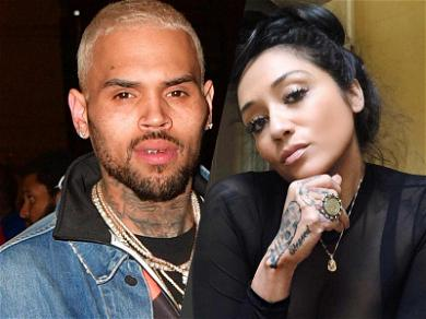Chris Brown's Baby Mama Told Their Daughter Singer Is a Deadbeat Dad