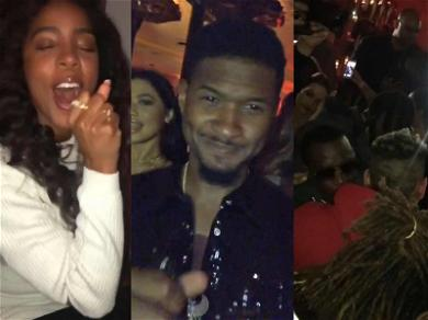 Believe It Or Not, Usher Is 40 Years Old