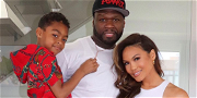 50 Cent Buys A Blinged-Out Diamond Chain For His Son's 7th Birthday Present