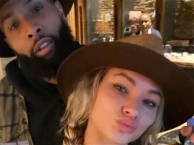 Odell Beckham Jr Gets Flirty With Girlfriend Lauren Wood On Social Media