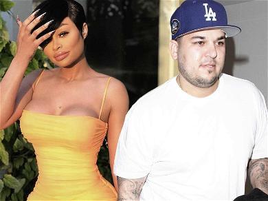 Blac Chyna Flaunts Flawless Curves In Tiny Dress After Custody Victory Against Rob Kardashian
