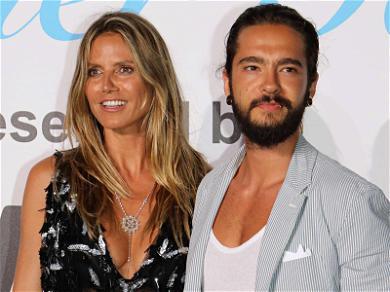 Heidi Klum's 28-Year-Old Boyfriend Is Finally Divorced