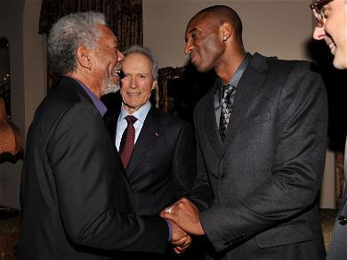 Morgan Freeman Narrated A Beautiful Kobe Bryant Tribute Video