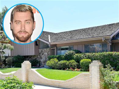 Lance Bass Says He Bought 'The Brady Bunch' House!