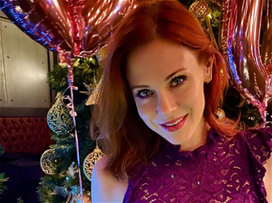 'Boy Meets World' Star Maitland Ward Shows Insane Cleavage During First Post of 2020