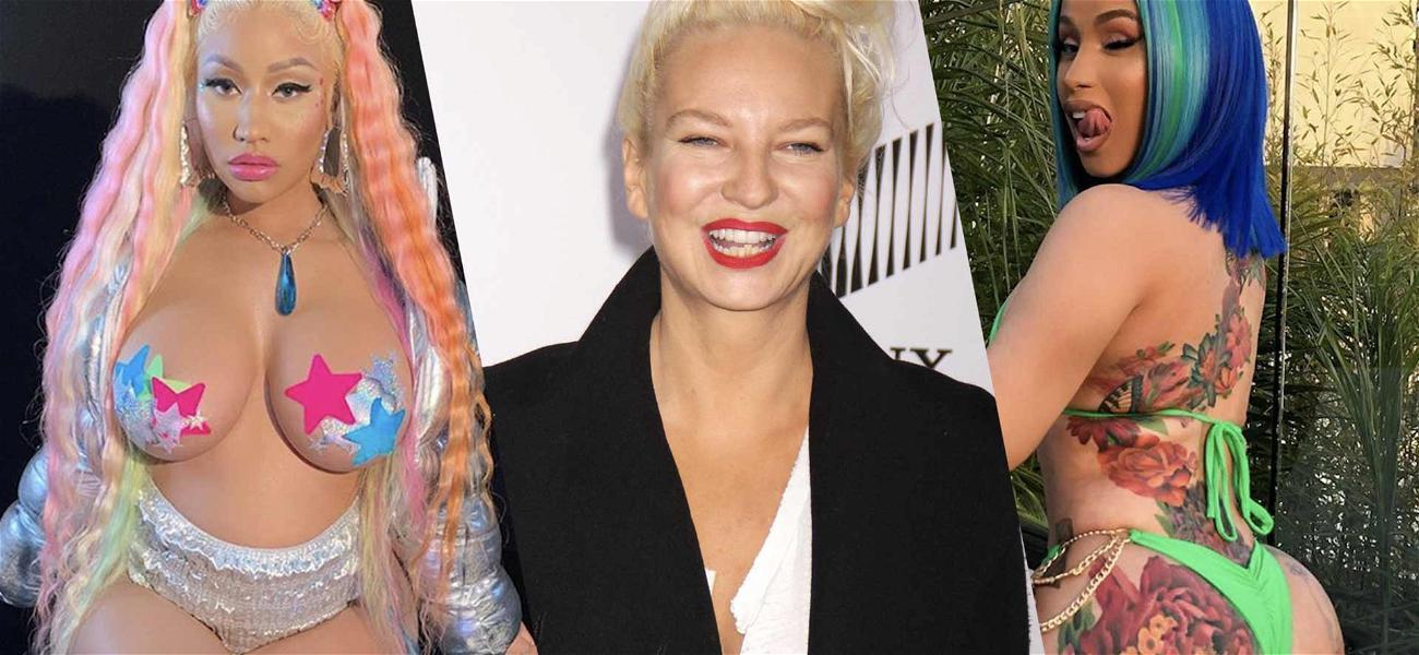 Sia Slammed For Confusing Nicki Minaj With Cardi B In Bizarre Twitter Rant