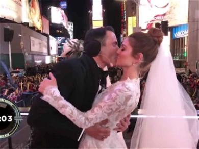 Maria Menounos, Kevin Undergaro Pay Homage to Howard Stern During Live NYE Wedding
