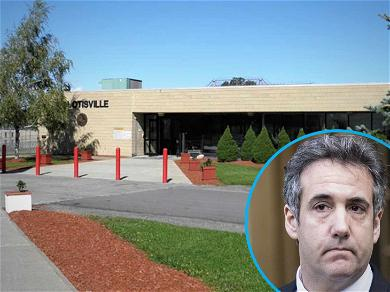 Michael Cohen's Proposed Prison Has a Law Library, All the Kosher Food and Pizza a Disgraced Lawyer Could Want