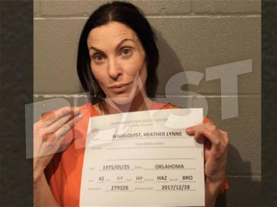 Nick Cassavetes' Estranged Wife Arrested Amid Nasty Custody Battle