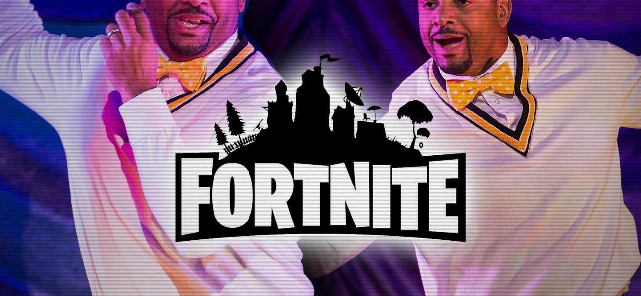 Alfonso Ribeiro Goes After 'Fortnite' for Using His Dance Moves