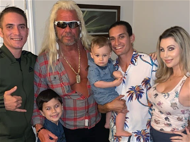 Duane 'Dog The Bounty Hunter' Chapman Family Reunion — Visits Grandson And Great-Grandson!