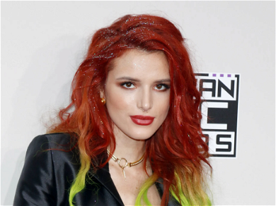 Bella Thorne's Music Video Temporarily Banned; Accuses YouTube Of Double Standard