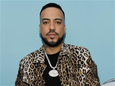 French Montana Hospitalized After Suffering From Stomach Pain and an Elevated Heart Rate