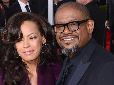 Forest Whitaker Set to Divvy Up Fortune in Divorce, No Prenuptial Agreement with Estranged Wife