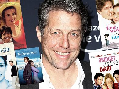 Hugh Grant Jokes He's Too 'Old and Fat' to Still Star in Rom-Coms