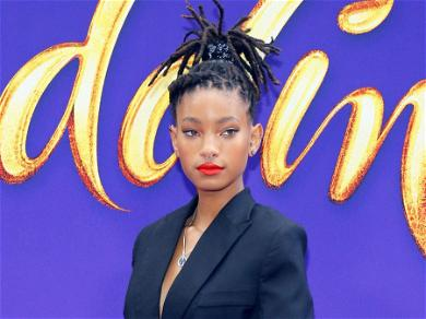 Willow Smith Gets CANDID About Anxiety Battles On 'Red Table Talk'
