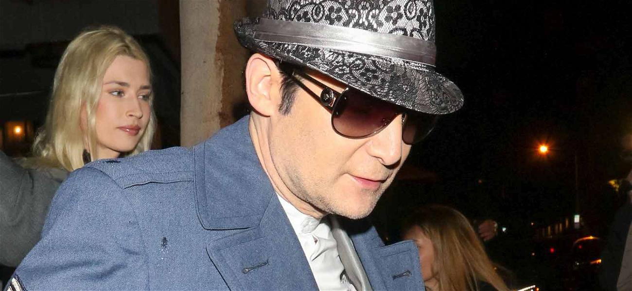 Corey Feldman Fears He Was Jabbed With Syringe, Tested for Possible Virus