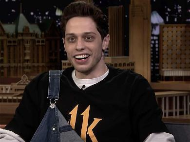Pete Davidson Admits He's 'Lonely' & Really Does Live With His Mom