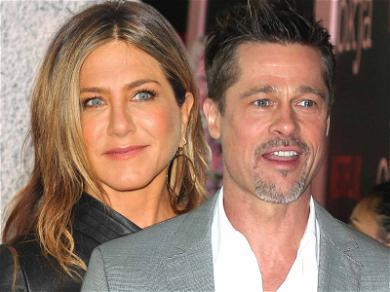 Jen Aniston & Brad Pitt Speaking Again, But Rekindling Not Happening