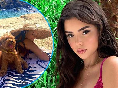 Demi Rose Gets Super Cheeky On Instagram With Her Best Friend