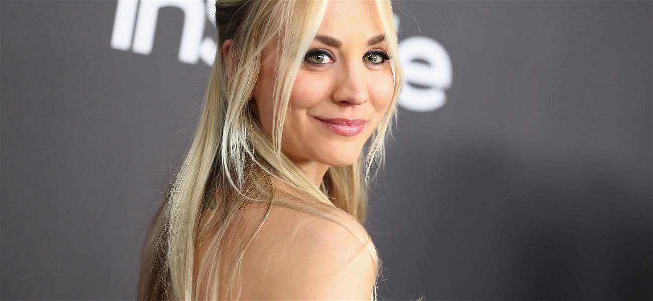 'Big Bang Theory' Star Kaley Cuoco Says the Quarantine Order Forced Her to Move In with Husband