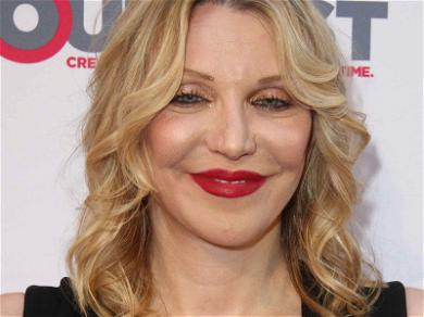 Courtney Love Cuts $320k Check to Settle Debt with Uncle Sam