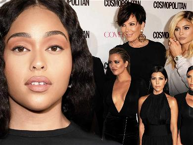 Kardashian Family Will Not Go After Jordyn Woods As Long As She Apologizes on 'Red Table Talk'